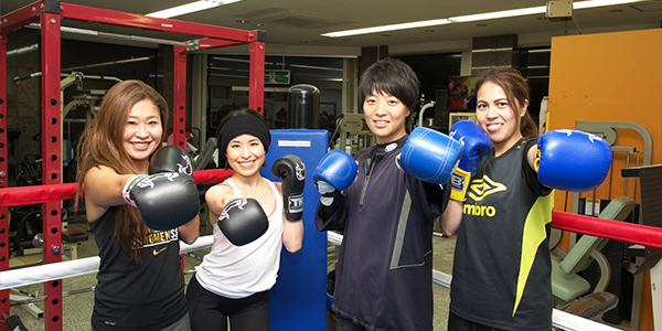 PERSONAL DIET KICK BOXINGとは?
